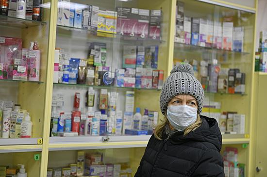 Минздрав намерен рассмотреть возможность заморозки цен на маски