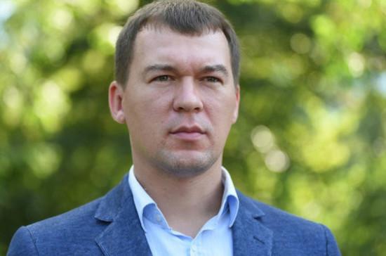Дегтярёв поддерживает планы Минспорта по развитию массовой физкультуры