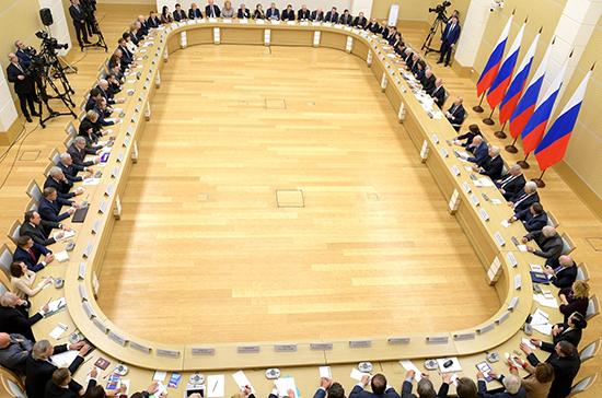 Путин оценил идею упомянуть в Конституции Победу во Второй мировой