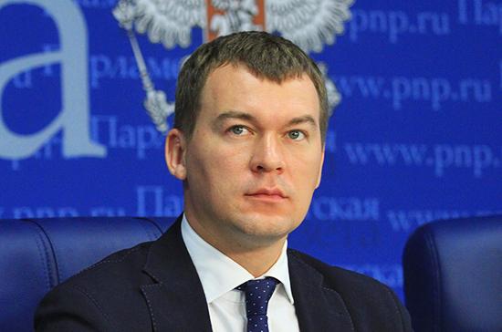 Дегтярев предложил проводить совместные заседания коллегии Минспорта и комитета Госдумы