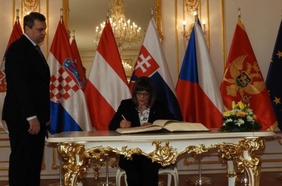 Спикер парламента Сербии заявила о приверженности республики европейскому пути
