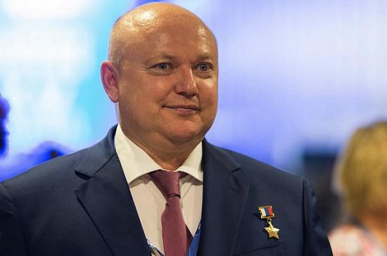Красов: конституционный запрет на отчуждение территории РФ умерит аппетит ряда стран