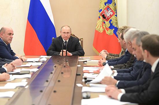 Тему коронавируса и ситуацию в Идлибе обсудили на совещании Совбеза