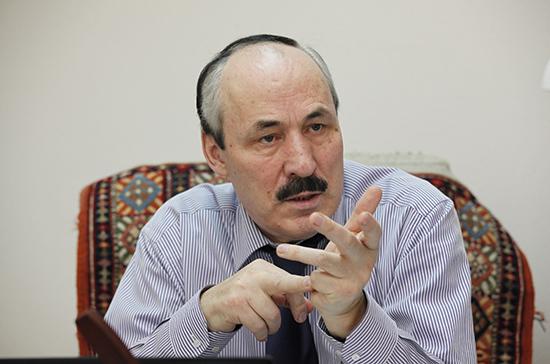 Абдулатипов рассказал о реакции исламского мира на «сделку века» США