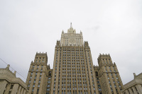 МИД: встреча Лаврова с Чавушоглу планируется на 16 февраля в Мюнхене