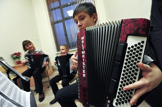 Школы искусств отремонтируют за счёт госбюджета