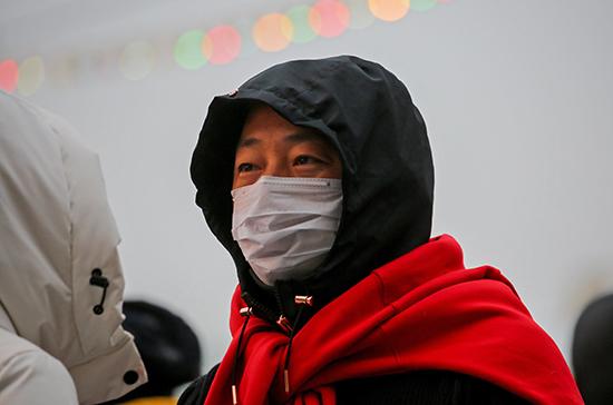 Россия из-за коронавируса временно закроет въезд для китайцев