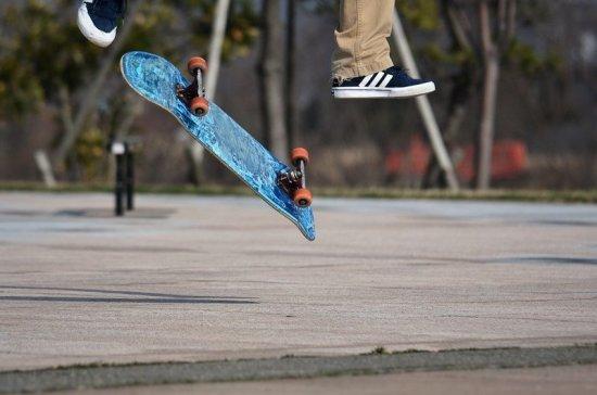 В Пущине появятся новый скейт-парк и воркаут-площадка