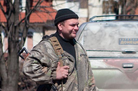 В ЛНР рассказали, когда украинские силовики прекратили обстрел посёлка Голубовское