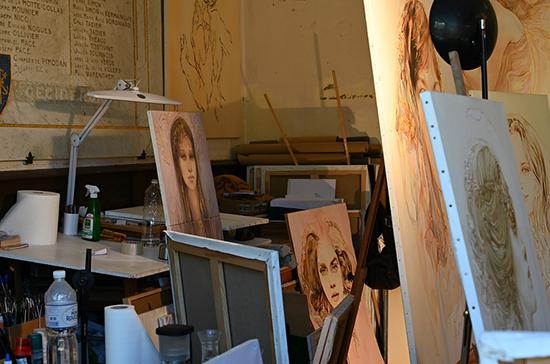 Художникам предлагают уменьшить земельный налог