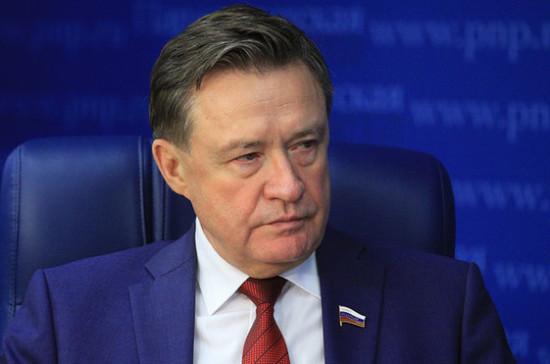 Рябухин поддержал проект о штрафах за нарушение сроков оплаты товаров в договорах с малым бизнесом