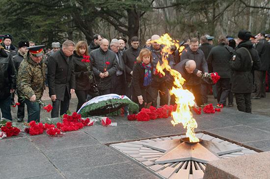 Как отметить в Крыму День защитника Отечества
