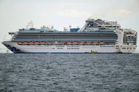 Двое россиян покинули лайнер в Японии после карантина