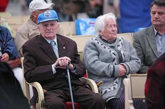 В ЛДПР предложили назначать пенсию по потере кормильца супругам умерших