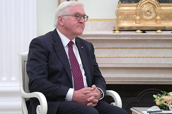 Президент Германии назвал «террористическим актом насилия» стрельбу в Ханау