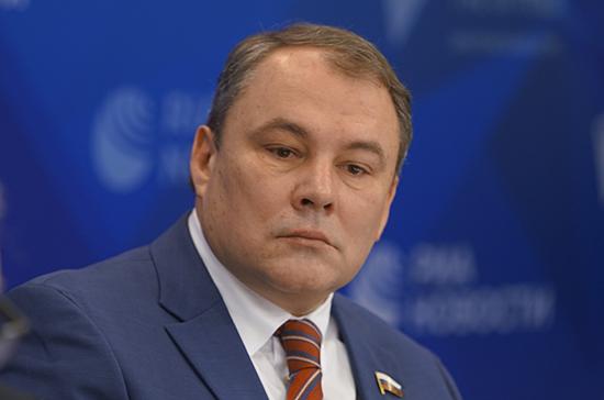 Толстой рассказал, как делегации России и США взаимодействуют в Парламентской ассамблее ОБСЕ