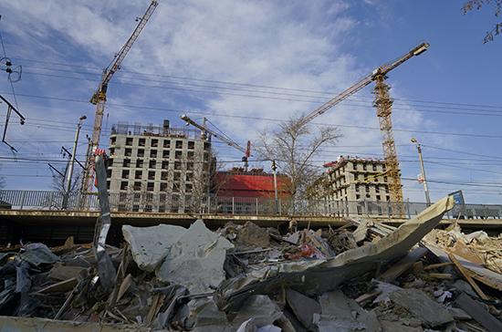 Кабмин поручил представить предложения по сокращению сроков строительства