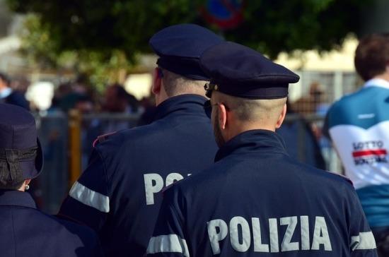 Итальянская полиция провела обыски в номерах сборной России по биатлону