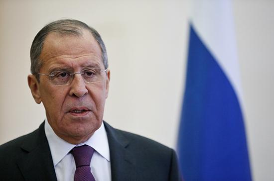 Лавров рассказал о подготовке новых консультаций с Турцией по Идлибу