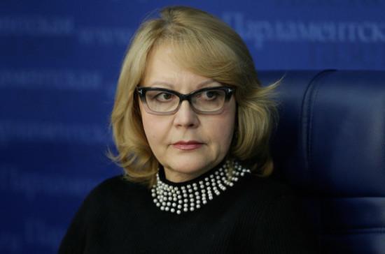 Цыбизова предложила улучшить информирование сельских жителей о нацпроектах