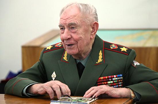 Шерин: маршал Язов вписал своё имя в историю России
