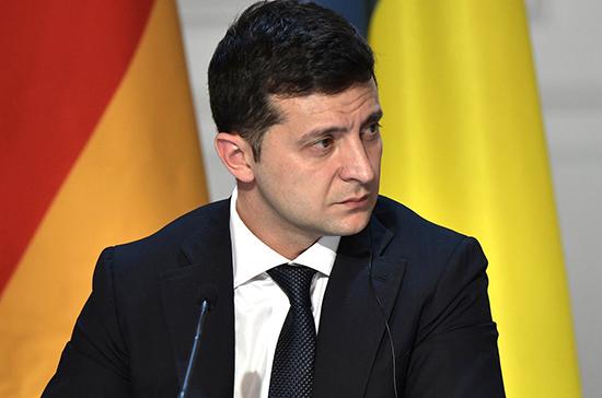 Киев не сможет вернуть Крым в ближайшее время, признал Зеленский