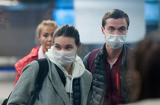 ВЦИОМ: около 99% опрошенных россиян слышали о ситуации с коронавирусом