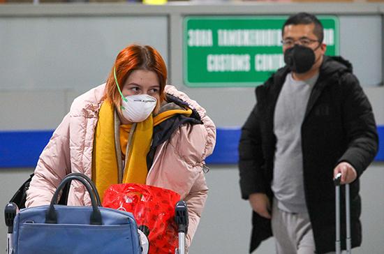 В Белоруссии зафиксировали первый случай коронавируса