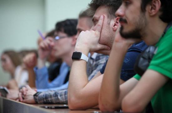 В Минобрнауки назвали долю студентов-платников в России