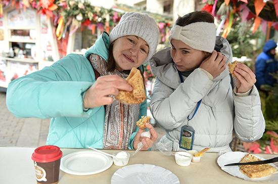 Масленица: народные гулянья, праздничные ярмарки и кулинарные мастер-классы