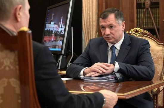 В России создали штаб по реализации нацпроекта «Жильё»