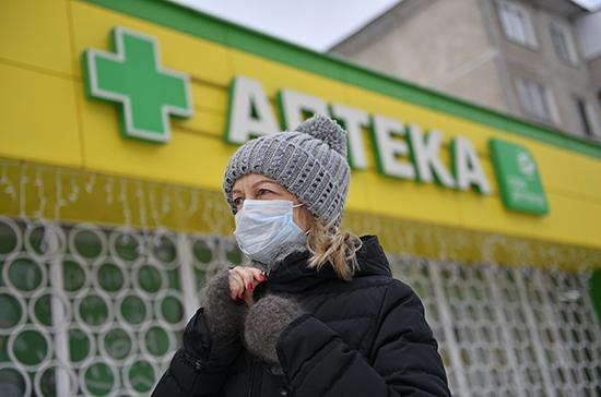 Медицинские маски предложили выдавать бесплатно во время эпидемий