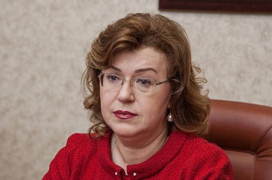 Епифанова оценила предложение ввести уголовное наказание для чиновников за гибель людей при ЧС