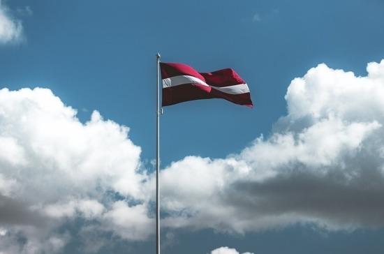 Латвийские фермеры протестуют против административно-территориальной реформы.