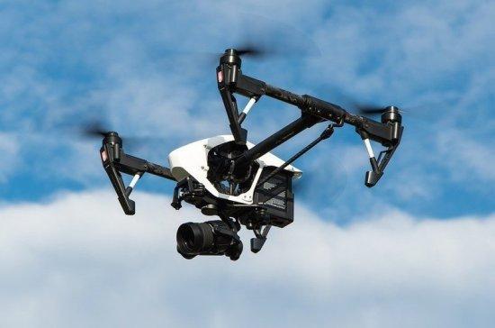 Нарушителей ПДД в Свердловской области начали отслеживать с помощью дронов