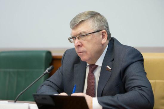 Рязанский: Фонд соцстраха справится с нагрузкой от новой системы оплаты отпусков и декретов