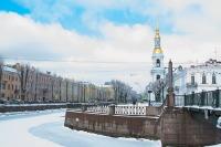 Из-за теплой зимы Петербург сэкономил свыше 100 тысяч тонн песка и соли