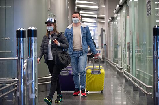 Москвичей обязали сообщать о возвращении из стран, где зафиксировали коронавирус