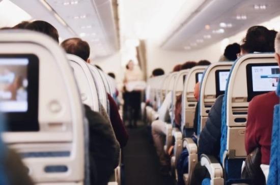 Роспотребнадзор рекомендовал дезинфицировать самолёты