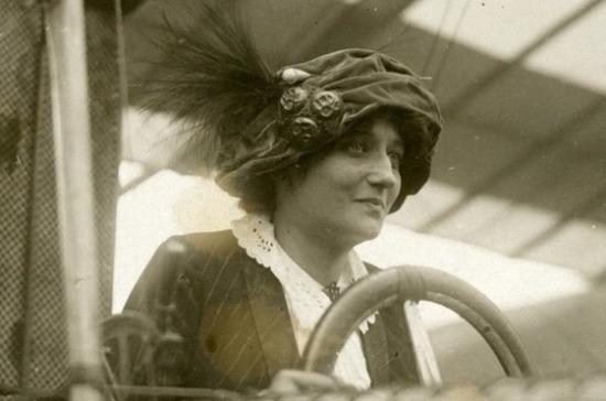 Как женщины добились права быть лётчицами