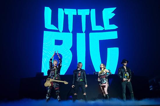 Little Big перенесла премьеру песни для Евровидения