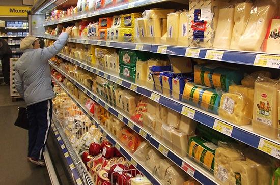 Минсельхоз не ожидает повышения цен на основные категории продуктов питания