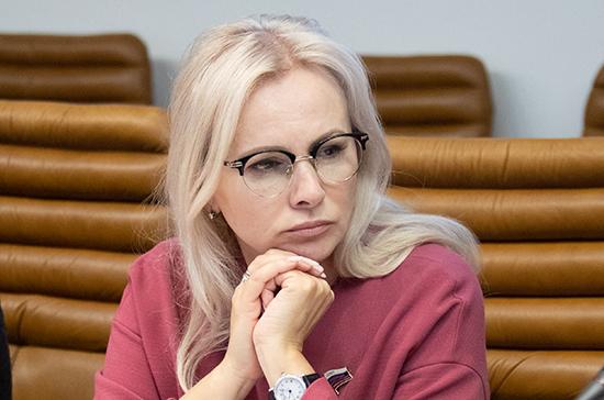 Ковитиди назвала наиболее важные для крымчан поправки в Конституцию