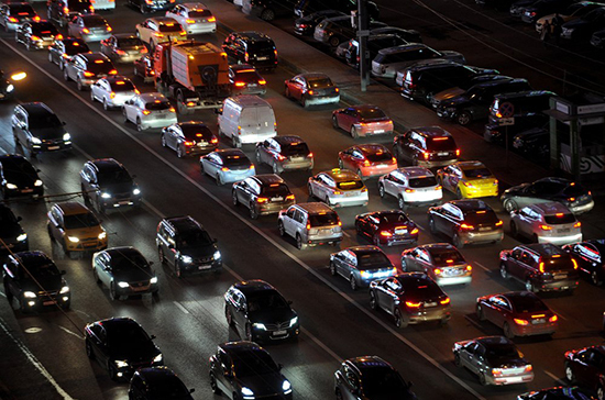 Красноярские водители смогут попросить о помощи на дороге онлайн