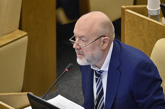 Крашенинников не считает поправку Терешковой обнулением президентских сроков Путина