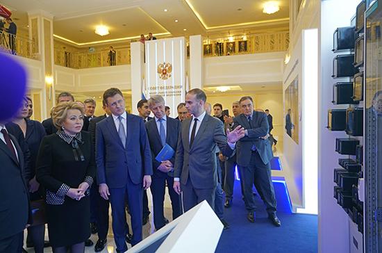 Глава Минэнерго ответил на вопрос Матвиенко об окупаемости цифровых технологий