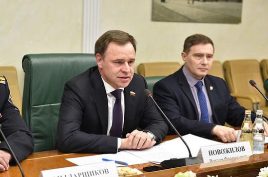 Сенатор Новожилов назвал «стоп-факторы» для решения вопросов обращения навоза и помёта в России