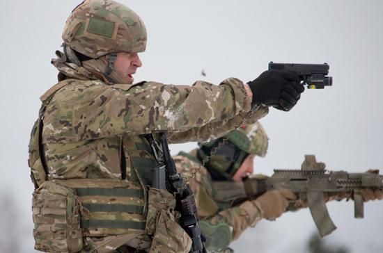 Сотрудникам ФСО могут разрешить использовать боевую технику