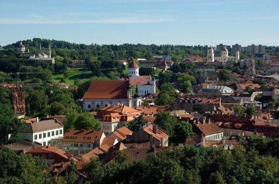 В Вильнюсе из-за коронавируса на пять недель закрывают  детские сады и школы
