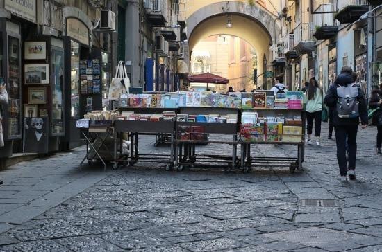 В Италии из-за коронавируса приостановили работу коммерческих структур